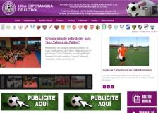 Liga Esperancina de Fútbol