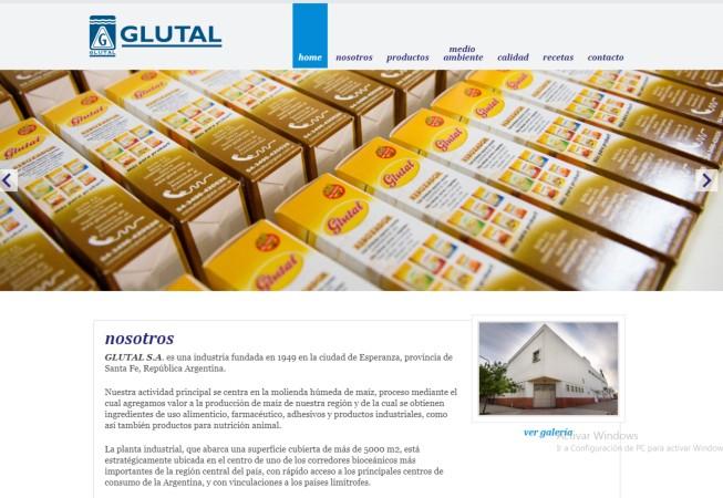 GLUTAL S.A.