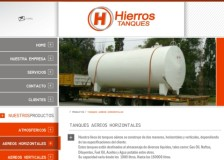 Tanques Hierros