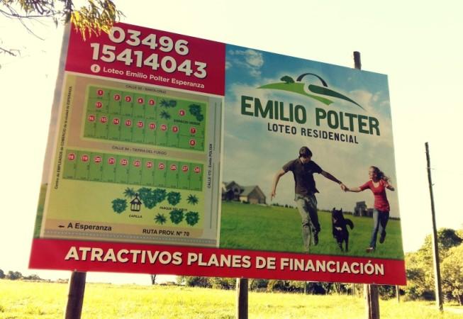 LOTEO EMILIO POLTER